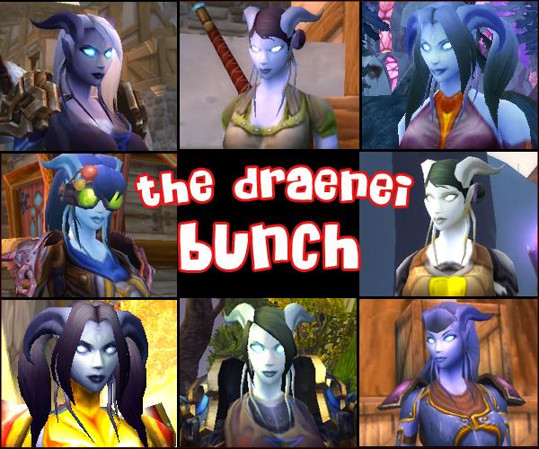 Draenei Bunch