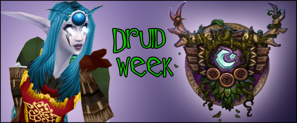 Druid Week banner