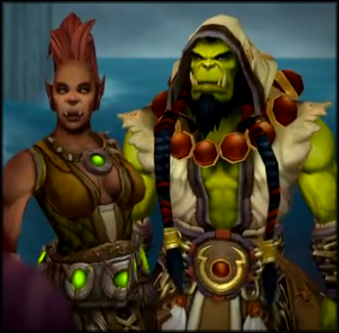aggra and thrall