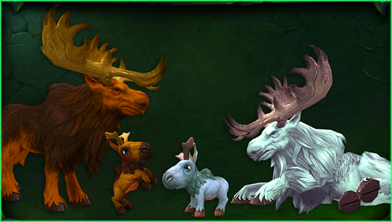 I bet these guys end up as battle pets.