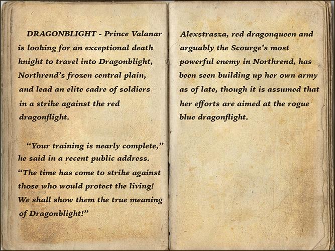 Dragonblight 1