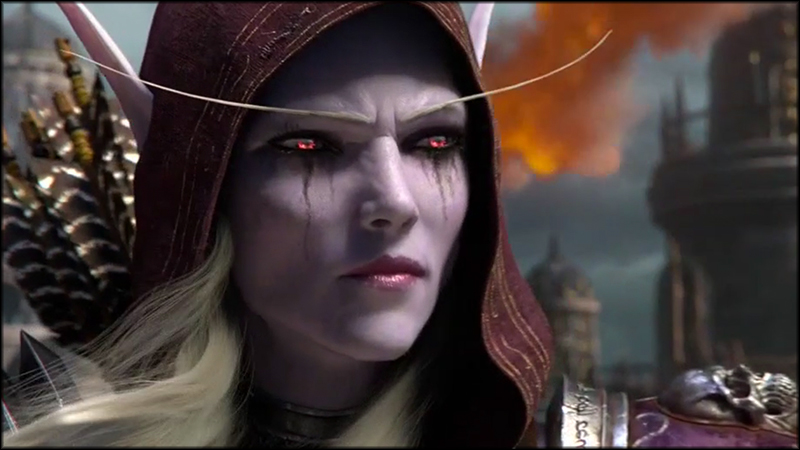 18-sylvanas trailer face
